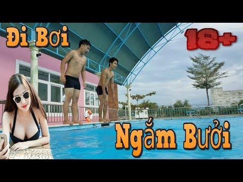 TXT - Đi Bơi Ngắm Girl Xinh Bưởi To 18+ - Thời lượng: 13:45.