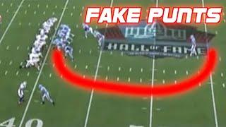Video NFL Best Fake Punts Ever (Compilation) MP3, 3GP, MP4, WEBM, AVI, FLV Desember 2018
