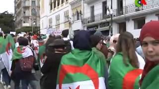Marche des étudiants à Alger pour réaffirmer leur attachement aux revendications populaires