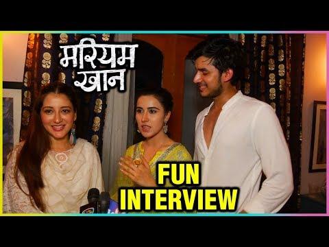 Sheena Bajaj And Priyanka Kadwal Interview At Ifta