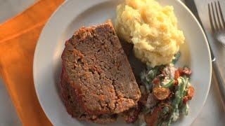 Saltine Cracker Meatloaf- Everyday Food with Sarah Carey by Everyday Food