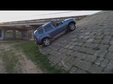 Renault Duster 4x4 AT, тест-драйв (видео)