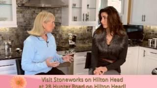 Debi Lynes Interviews Shannon Urriola from StoneWorks
