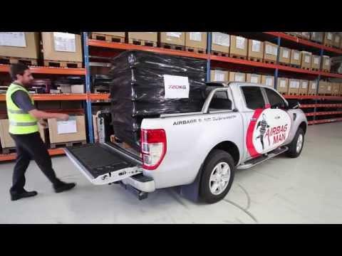 Ford Ranger PX Air Suspension - Airbag Man