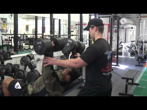 Steelers Ziggy Hood -- Pump Up Training Video -- Outer Limits Sports