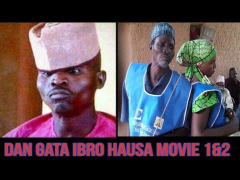 DAN GATA IBRO OLD HAUSA FILM 1&2
