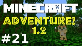 "Minecraft Adventure E21 ""Bit o' Brewing"" (Game-play/Commentary)"