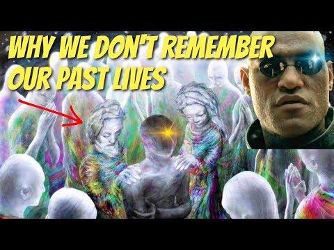 Waarom herinner je, je vorige levens niet, hoe het werkt