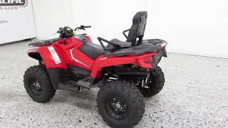 2. 2017 Arctic Cat Alterra TRV 500