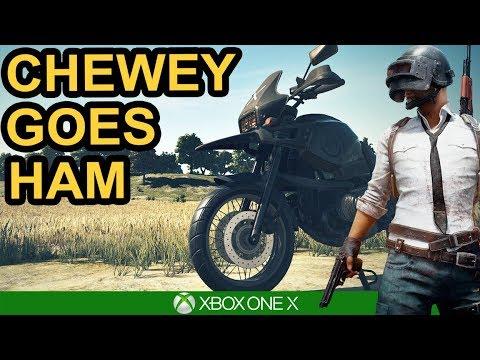 CHEWEY GOES HAM / PUBG Xbox One X