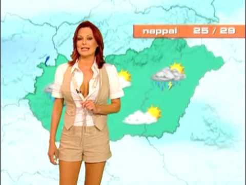 very sexy weather news from hungary_Magyarország, Budapest. Legeslegjobbak