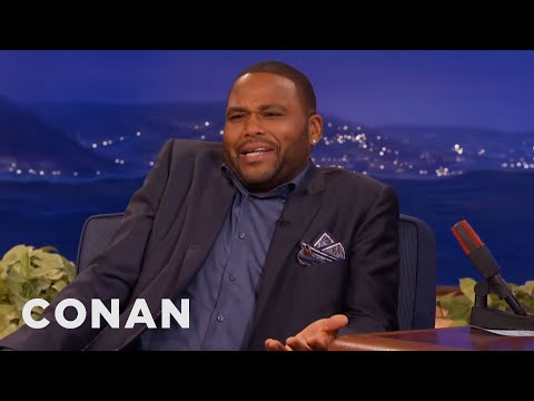 Mom - If Anthony got a cut or a scrape as a kid, instead of Neosporin, his mom broke out the yeast infection cream. More CONAN @ http://teamcoco.com/video Team Coco is the official YouTube channel...