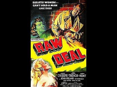 CELEBRATING NOIRVEMBER: RAW DEAL (1948)