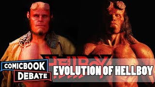 Nonton Evolution Of Hellboy In All Media In 7 Minutes  2018  Film Subtitle Indonesia Streaming Movie Download