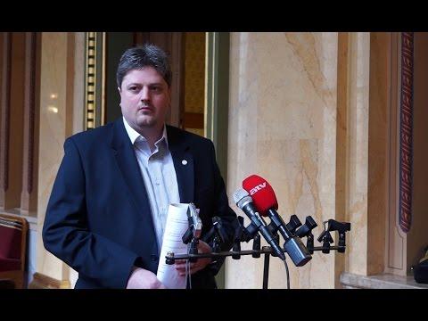 Átláthatatlan közélet - Az MSZP újra fellépett a korrupció ellen