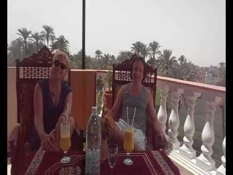 Video Cleopatra Hotel Luxorsta