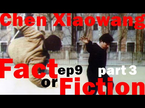 TriEssence : Fact or Fiction Ep9 Chen Xiaowang Part 3 Face Tanking