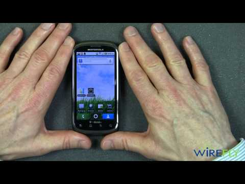 Motorola Cliq 2 - Full Review