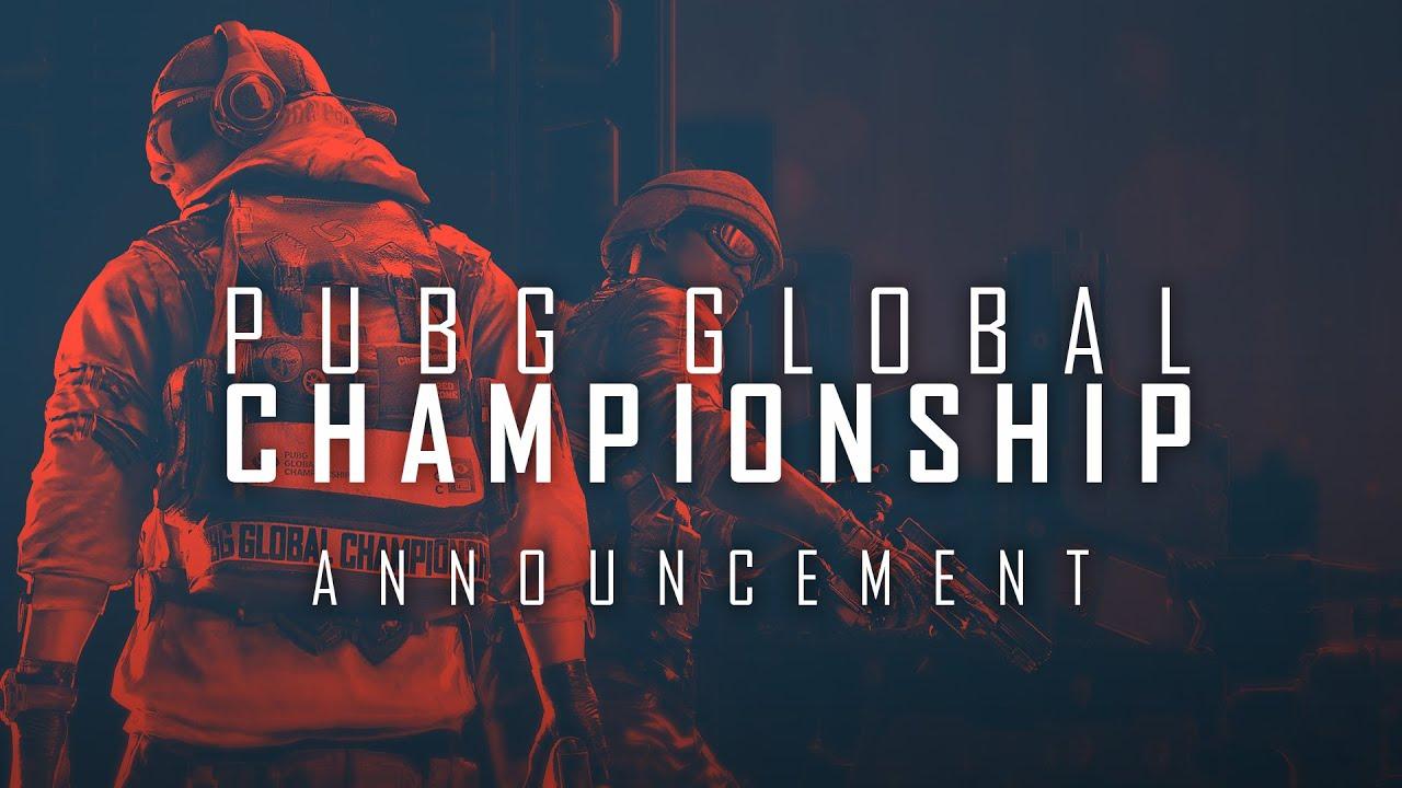 Giải đấu vô địch thế giới PUBG 2019 khởi tranh