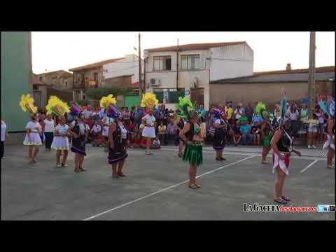 Baile de Máscaras en las fiestas de Encinasola de los Comendadores