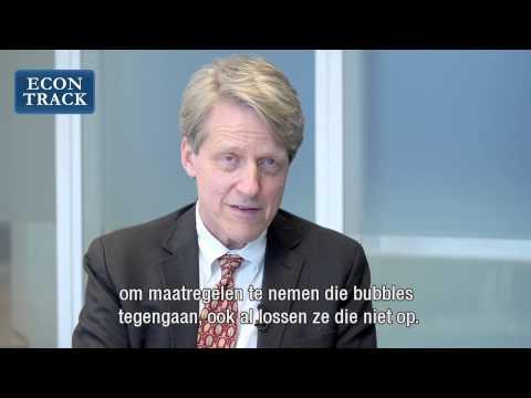 Econtrack - Robert Shiller over crises en bubbles