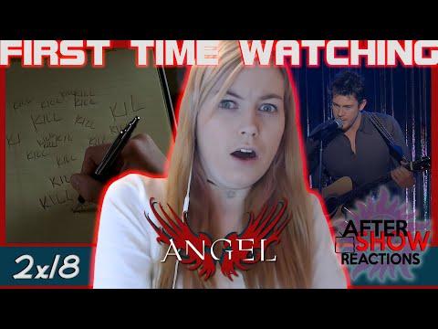 "Angel 2x18 - ""Dead End"" Reaction"