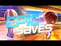 Rocket League Epic Saves  Best Saves By Community Amp Pros