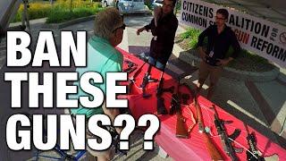 "Video ""Common Sense"" Gun Control Debunked! (Man-On-Street) MP3, 3GP, MP4, WEBM, AVI, FLV Juli 2018"