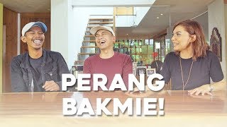 Video PERANG BAKMIE! (FEAT. NAJWA SHIHAB) MP3, 3GP, MP4, WEBM, AVI, FLV April 2019