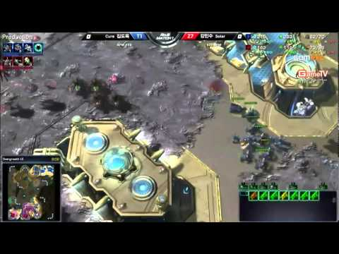 GSL Ro8 Match 2 InNovation vs DongRaeGu Bo5