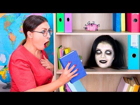 Зомби в школе! Зомби канцелярия – 11 идей