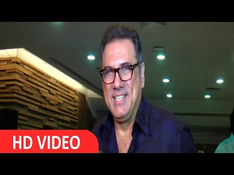 Boman Irani At Disney India's Beauty And The Beast Musical Evening