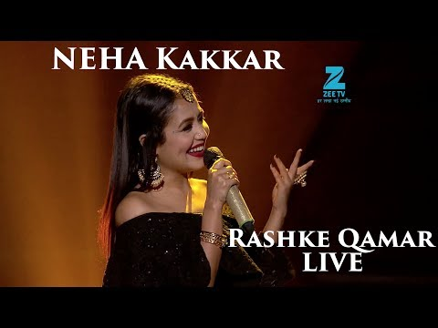 Video Neha Kakkar | Rashke Qamar LIVE | Riya | SaReGaMaPa Lil Champs download in MP3, 3GP, MP4, WEBM, AVI, FLV January 2017