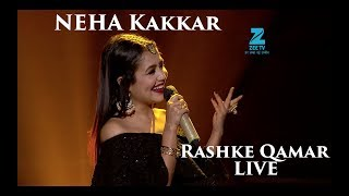 Video Neha Kakkar | Rashke Qamar LIVE | Riya | SaReGaMaPa Lil Champs MP3, 3GP, MP4, WEBM, AVI, FLV Agustus 2017