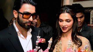 Ranveer Singh & Deepika Padukone promoting 'Goliyon Ki Raasle