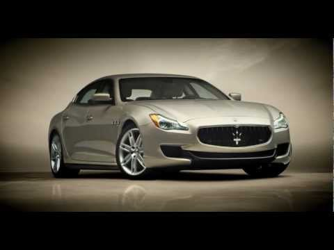 worldcarfans - High-res photos and details: http://www.worldcarfans.com/112110650237/official-2014-maserati-quattroporte-revealed-videos.