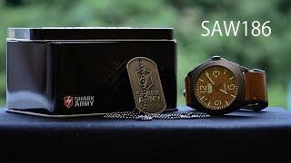 Купить можно здесь: http://ali.ski/NP9LUPГруппа ВК: https://vk.com/ehh_kitajushkaРолик с заменой стекла: http://fas.st/rDTvw_Очень качественные наручные кварцевые часы от китайского производителя SHARK ARMY, модель SAW186.  Используется японский механизм Miyota и корпус из стали 316L с анодированием.
