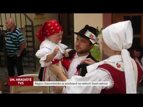 TVS: Slavnosti vína - Mikroregion Staroměstsko
