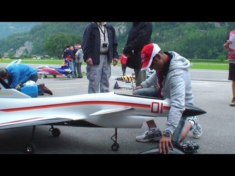 Giant R/C Turbine Modell Action,...