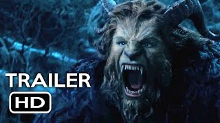Beauty And The Beast Official Trailer 1 2017 Emma Watson Dan Stevens Fantasy Movie HD