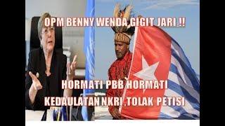 Download Video OPM BENNY WENDA GIGIT JARI,PBB HORMATI KEDAULATAN NKRI MP3 3GP MP4