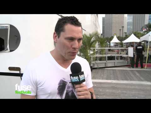 Tisto On Vegas Residency & New Album - Ultra Music Festival 2013