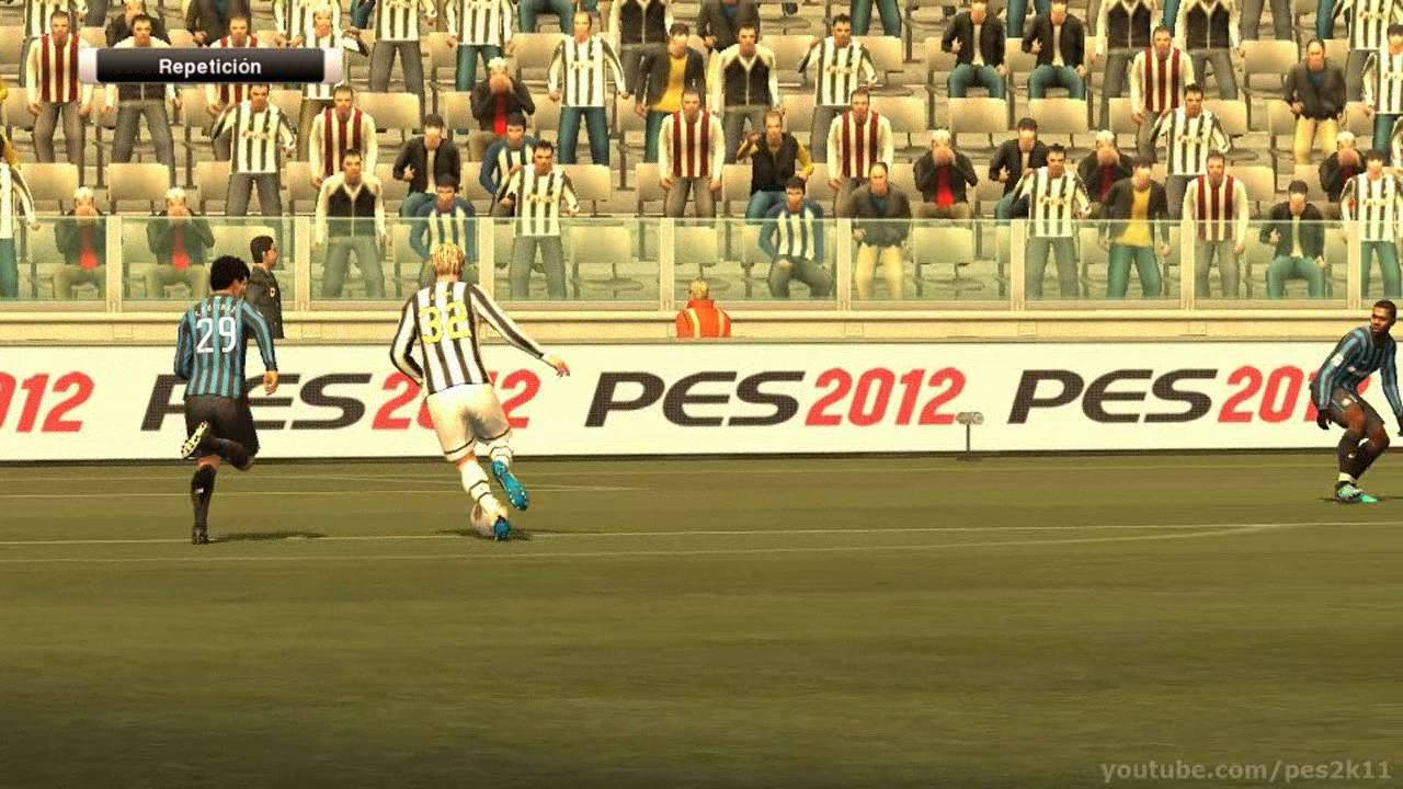 PES 2012 - Gameplay - Liga Master - 078 - JUVENTUS vs INTER
