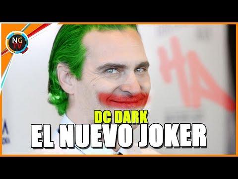 Nuevo Joker Anuncio Oficial de Warner Bros Joaquin Phoenix DC Dark