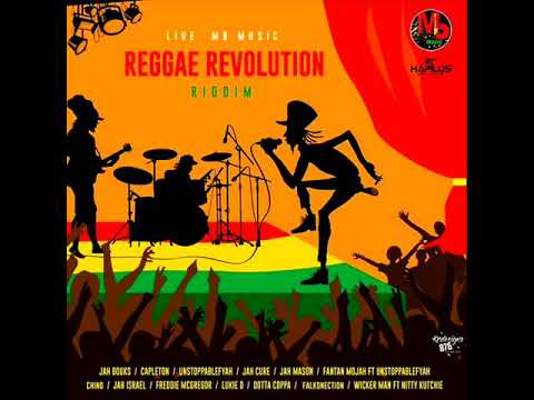 Reggae Revolution Riddim Mix (Full) Feat. Jah Cure, Fantan Mojah, Capleton (January 2019)