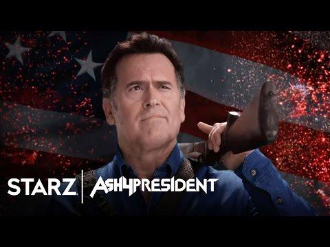 Ash vs. Evil Dead Season 2 (Promo 'Vote Ash')