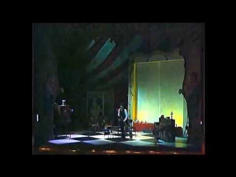Andrea Schifaudo - Les Contes d'Hoffmann di J. Offenbach - Jour et nuit - Aria di Frantz видео