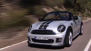 ► 2013 MINI Roadster - DRIVING SCENES