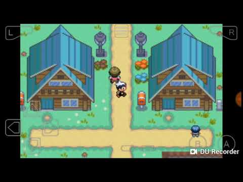 Finalmente Nova série de pokemon,Pokemon Burning Ruby:01