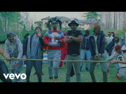 Kay Rich: Trinidad James - Just A Lil' Thick (She Juicy) ft. Mystikal, Lil Dicky